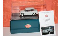 ЗАЗ 965 1960 г., DiP Models, масштабная модель, scale43