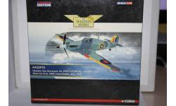 Hawker Sea Hurricane 1b ,Corgi, масштабные модели авиации, scale72