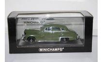 Opel Kapitän 1951,Minichamps, масштабная модель, scale43