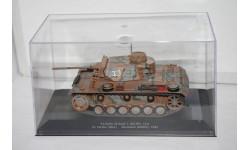 1:43 - Pz.Kpfw.III Ausf.L-16.Inf.Div USSR 1942,Eaglemoss