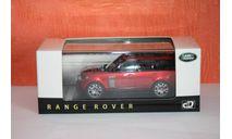 Range Rover Autobiography,LCD-Model, масштабная модель, scale43