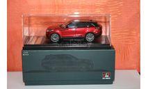 Range Rover Velar,LCD-Model, масштабная модель, scale43