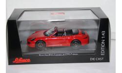 Porsche 911  Carrera 4 GTS Convertible 2014,Schuco