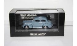 Opel Olympia 1952,Minichamps, масштабная модель, 1:43, 1/43