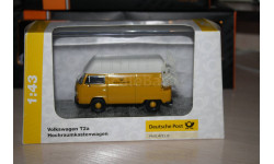 VW T2a Hochraumkastenwagen Deutsche Bundespost,Premium ClassiXXs .
