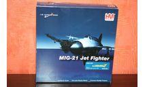 МиГ-21МТ  п. Долгое Ледово 1970,Hobby Master, масштабные модели авиации, scale72