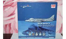 GR.9A Harrier II RAF 'Operation Herrick' Afghanistan 2008,Hobby Master, масштабные модели авиации, scale72, BAe