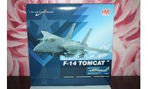 F-14A Tomcat,USS Abraham Lincoln, 1991,Hobby Master, масштабные модели авиации, scale72, Grumman
