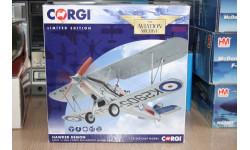 Hawker Demon RAF 1934,Corgi, масштабные модели авиации, 1:72, 1/72