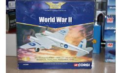 De Havilland  Mosquito FB.VI RAF 1945,Corgi, масштабные модели авиации, scale72