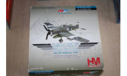 Hellcat Mk.II Fleet Air Arm No. 804 Squadron 1945,Hobby Master