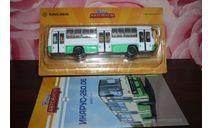 Икарус-260.06,Наши Автобусы №25, масштабная модель, MODIMIO, scale43, Ikarus