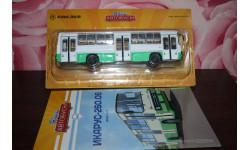 Икарус-260.06,Наши Автобусы №25