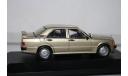 Mercedes-Benz 190 E 2.3-16V (W201)1984, Altaya, масштабная модель, scale43