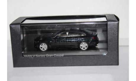 BMW 4er 4 Series (F36) Gran Coupe, Kyosho., масштабная модель, scale43