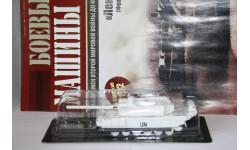 'Леклерк',БММ №17, масштабные модели бронетехники, 1:72, 1/72, Eaglemoss
