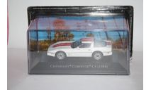 Chevrolet Corvette C4 1984 ,Altaya American Cars, масштабная модель, scale43