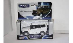 УАЗ Хантер,AUTOTIME, масштабная модель, 1:35, 1/35, Autotime Collection