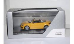 Audi TT Roadster yellow, Kyosho