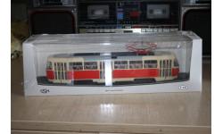 Трамвай Tatra-T3SU ,SSM