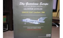 1:72 Gloster Javelin RAF 1966,Sky Guardians, масштабные модели авиации, scale72