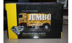DAF JUMBO N.510 CF 4x4 truck X-DAKAR 1/50,DIAMONDLABEL