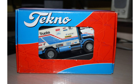 DAF 3600 Turbo Rallye Paris Dakar 1987,Tekno, масштабная модель, 1:50, 1/50