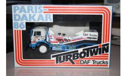 DAF N.601 DAKAR TRUCK 1986  1/50,TURBOTWIN