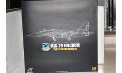 1:72 МиГ-29 авиабаза Мары ,JC Wings, масштабные модели авиации, 1/72