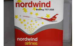 1:200 Boeing 757-2Q8 Nordwind,JC Wings