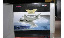 1:72 Douglas A-4F Skyhawk U.S. Navy 1977,Corgi, масштабные модели авиации, 1/72