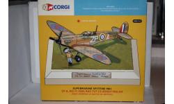 1:72 Spitfire Mk IA RAF Flt. Lt. Adolf Malan,Corgi