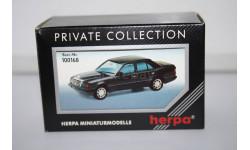 Mercedes-Benz 300E ,HERPA, масштабная модель, scale87