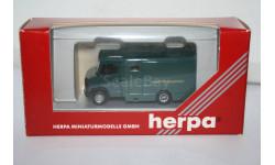 Mercedes-Benz Werttransporter,HERPA, масштабная модель, scale87
