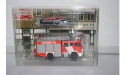 Mercedes-Benz MK 94 Feuerwehr ,Busch