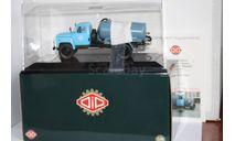 КО-503Б Ассенизаторная машина (1989 г.),DIP, масштабная модель, ГАЗ, scale43