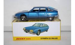Citroen CX Pallas,Dinky Toys-Atlas, масштабная модель, 1:43, 1/43, Citroën
