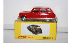 Renault 6,Dinky Toys-Atlas, масштабная модель, 1:43, 1/43