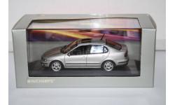 SEAT Toledo 1998-2004,Minichamps, масштабная модель, 1:43, 1/43