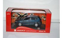SEAT Altea XL,Fischer., масштабная модель, 1:43, 1/43