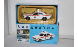 FORD CONSUL POLICE ,Vanguards