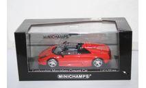 Lamborghini Murcielago Barchetta 2004,Minichamps, масштабная модель, scale43