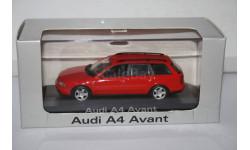 Audi A4 Avant  ,Minichamps, масштабная модель, 1:43, 1/43