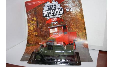 АМО-Ф-15,Автолегенды СССР лучшее №12, масштабная модель, Автолегенды СССР журнал от DeAgostini, scale43