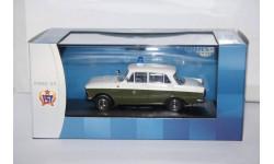 Москвич-408 Volkspolizei 1968,Cars&Co Скидка!!!