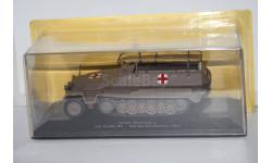Sd.Kfz.251/8 Ausf.C1943 Tunisia,Eaglemoss., масштабные модели бронетехники, 1:43, 1/43