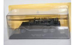 Mercedes Benz W31 Typ G4,Eaglemoss, масштабные модели бронетехники, Mercedes-Benz, scale43