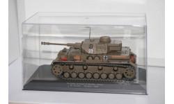 Pz. Kpfw. IV Ausf. G(Sd.Kfz.161/1) Tunisia ,Eaglemoss, масштабные модели бронетехники, 1:43, 1/43