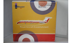 1:200 BAC 111-201AC Royal Aircraft Establishment,Inflight200