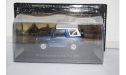 Suzuki Sidekick Canvas Top 1995,Altaya